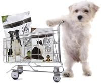 Dog shopping GCR Flip